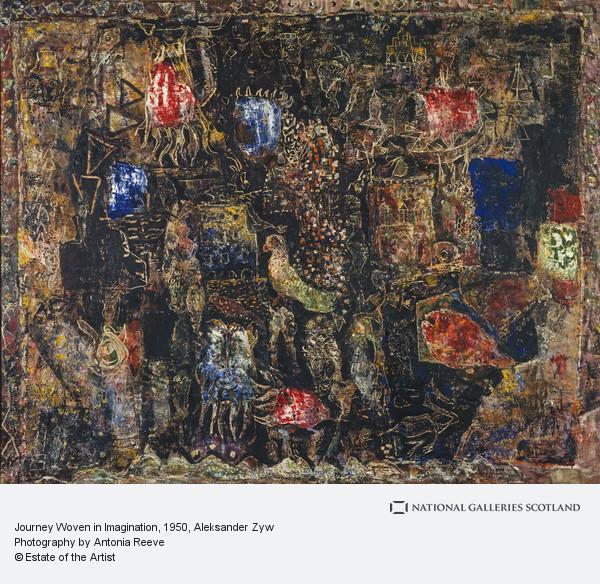 Aleksander Zyw, Journey Woven in Imagination