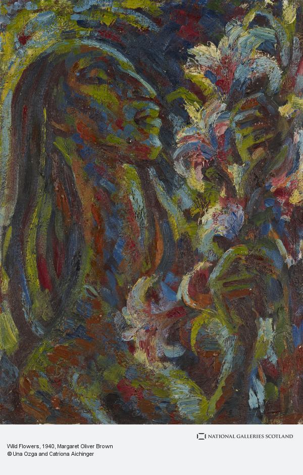 Margaret Oliver Brown, Wild Flowers
