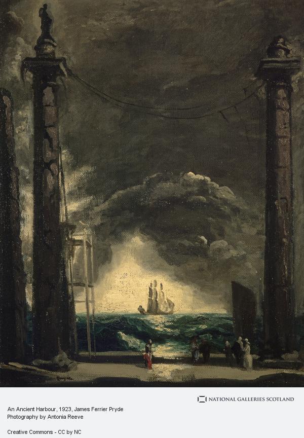 James Ferrier Pryde, An Ancient Harbour