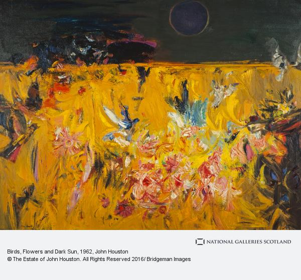 John Houston, Birds, Flowers and Dark Sun