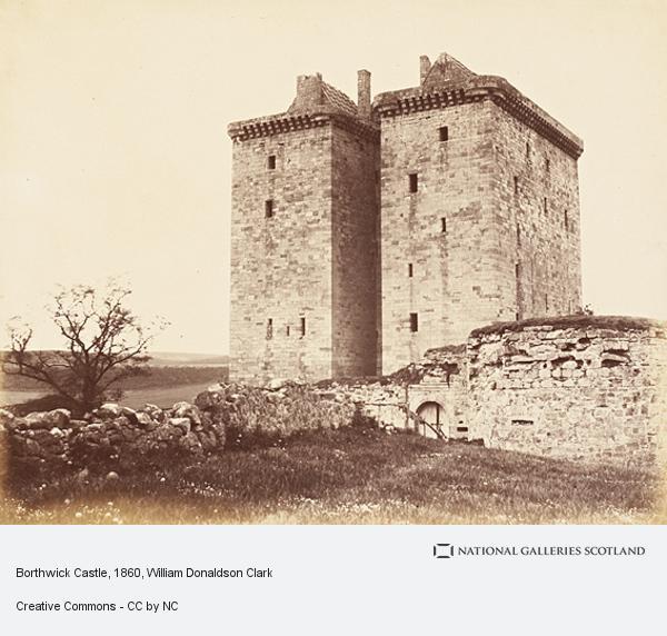 William Donaldson Clark, Borthwick Castle (About 1860)