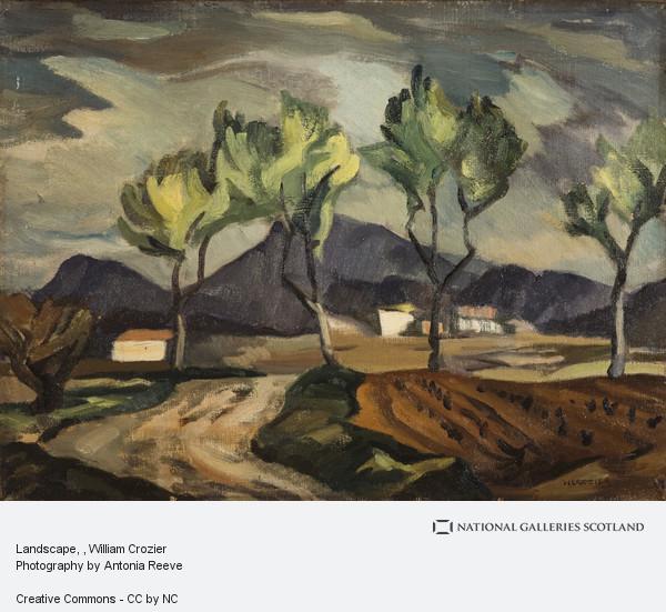 William Crozier, Landscape