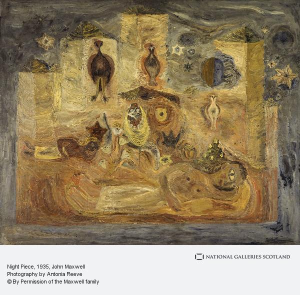 John Maxwell, Night Piece