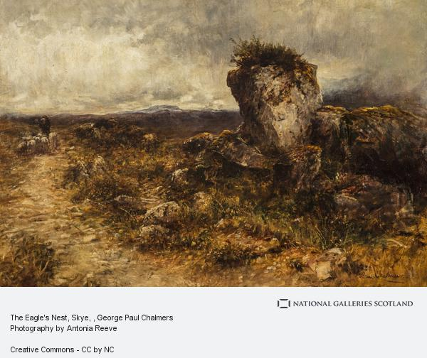 George Paul Chalmers, The Eagle's Nest, Skye