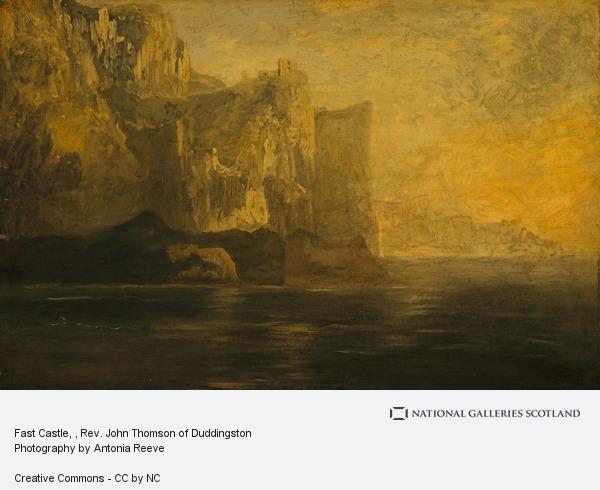 Rev. John Thomson, Fast Castle