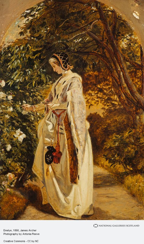James Archer, Emelye