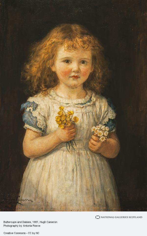 Hugh Cameron, Buttercups and Daisies