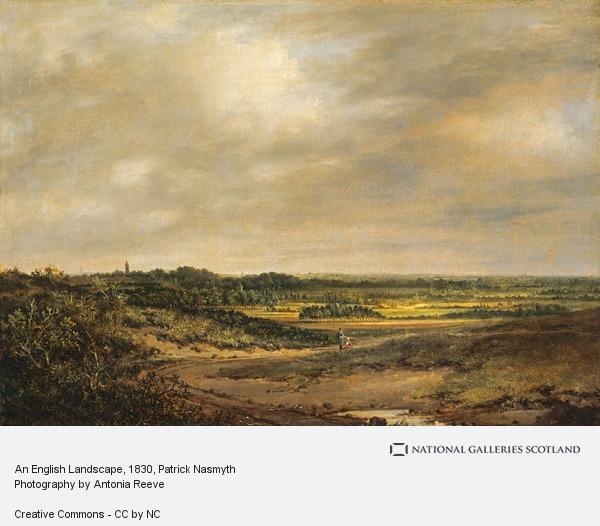 Patrick Nasmyth, An English Landscape