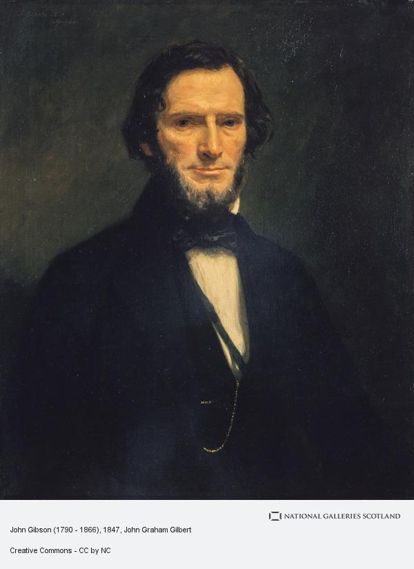 John Graham Gilbert, John Gibson (1790 - 1866)
