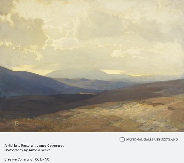James Cadenhead, A Highland Pastoral