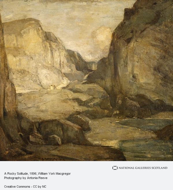 William York Macgregor, A Rocky Solitude