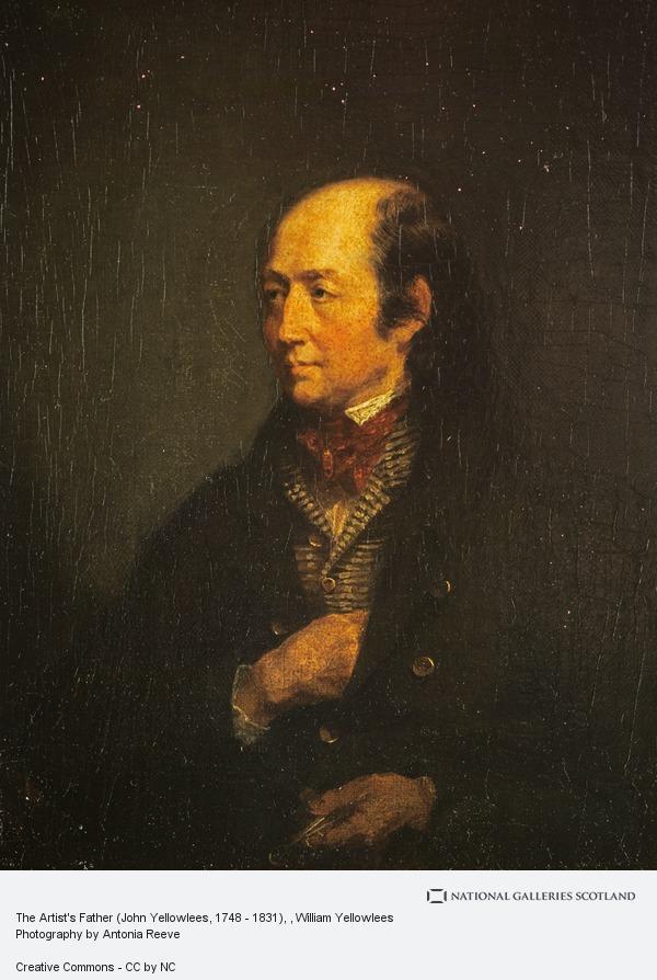 William Yellowlees, The Artist's Father (John Yellowlees, 1748 - 1831)