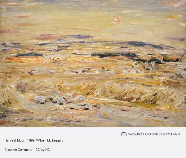 William McTaggart, Harvest Moon