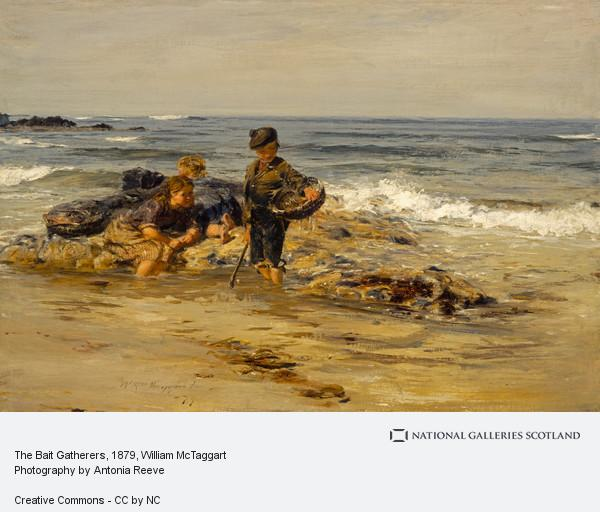 William McTaggart, The Bait Gatherers