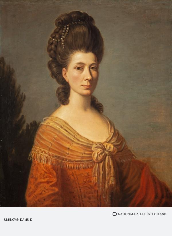 David Allan, Ann Harker (1730-1790), wife of James Tassie