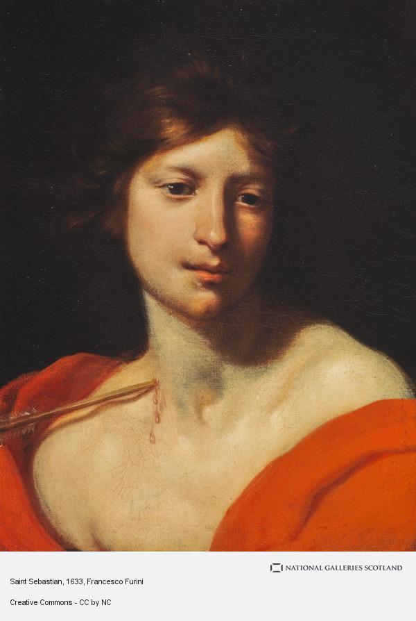 Francesco Furini, Saint Sebastian