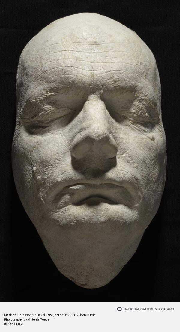 Ken Currie, Mask of Professor Sir David Lane, born 1952