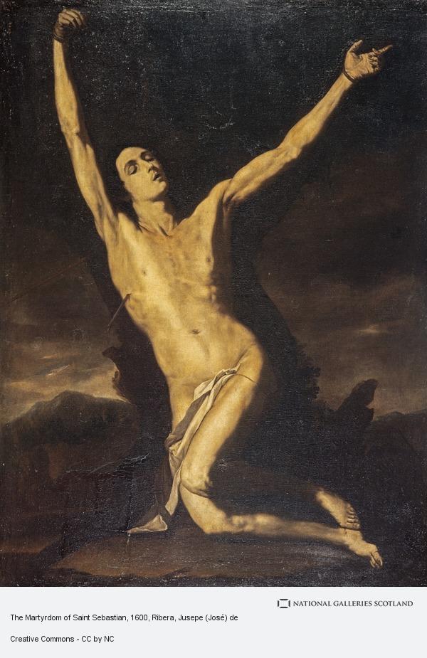 Jusepe de Ribera, The Martyrdom of Saint Sebastian