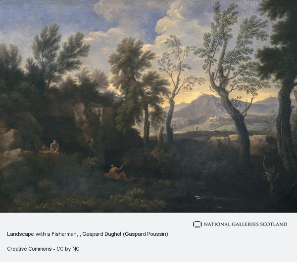 Gaspard Dughet (Gaspard Poussin), Landscape