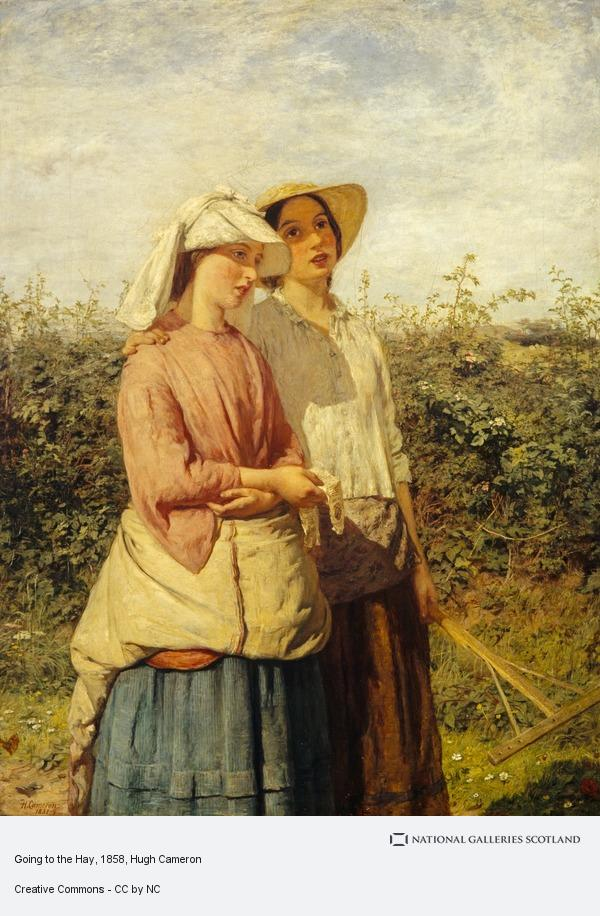 Hugh Cameron, Going to the Hay