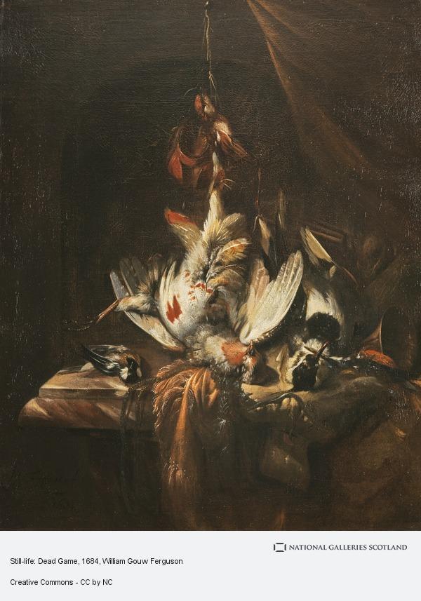 William Gouw Ferguson, Still-life: Dead Game