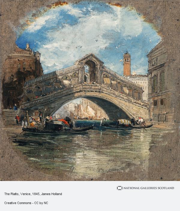James Holland, The Rialto, Venice
