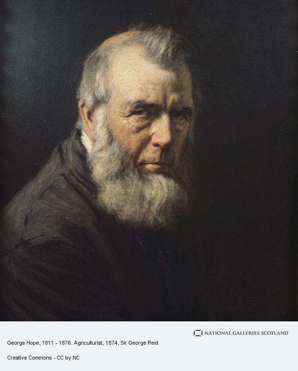 Sir George Reid, George Hope, 1811 - 1876. Agriculturist