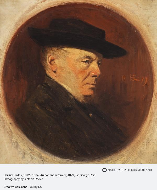 Sir George Reid, Samuel Smiles, 1812 - 1904. Author and reformer