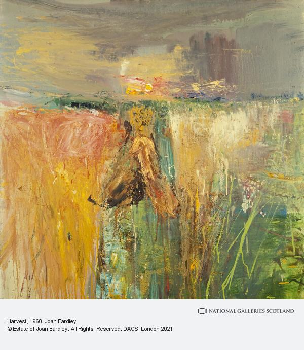 Joan Eardley, Harvest