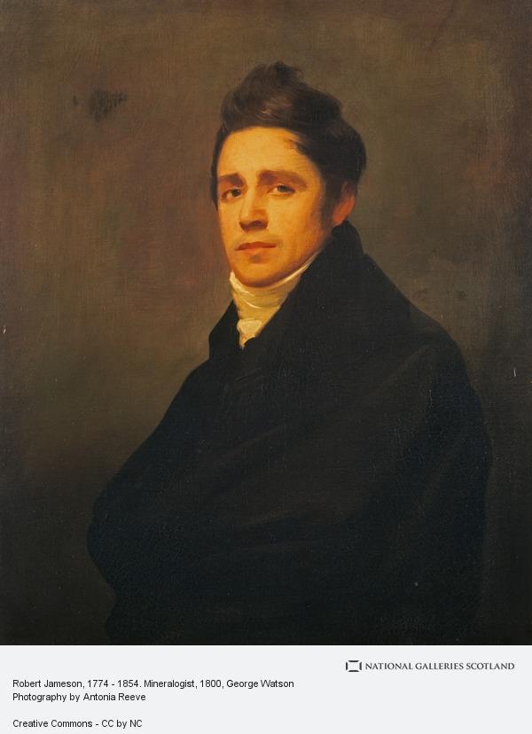 George Watson, Robert Jameson, 1774 - 1854. Mineralogist