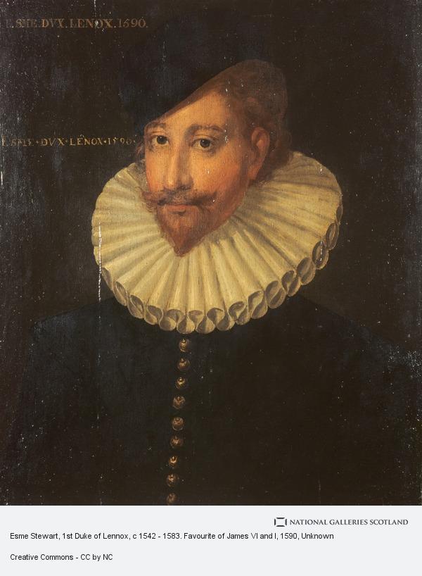 Image result for Esmé Stewart, 1st Duke of Lennox
