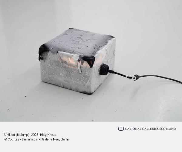 Kitty Kraus, Untitled (Icelamp) (2006)