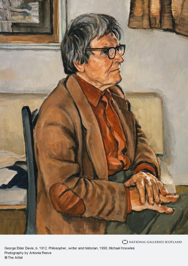 Michael Knowles, George Elder Davie, b. 1912. Philosopher, writer and historian