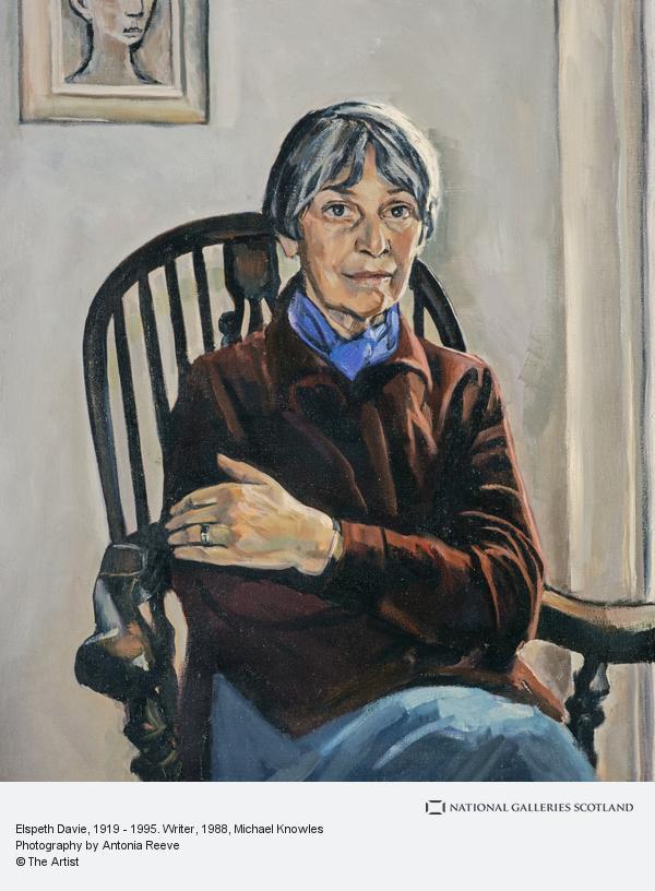 Michael Knowles, Elspeth Davie, 1918 - 1995. Writer