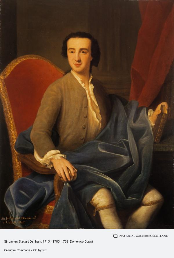 Domenico Duprà, Sir James Steuart Denham, 1713 - 1780