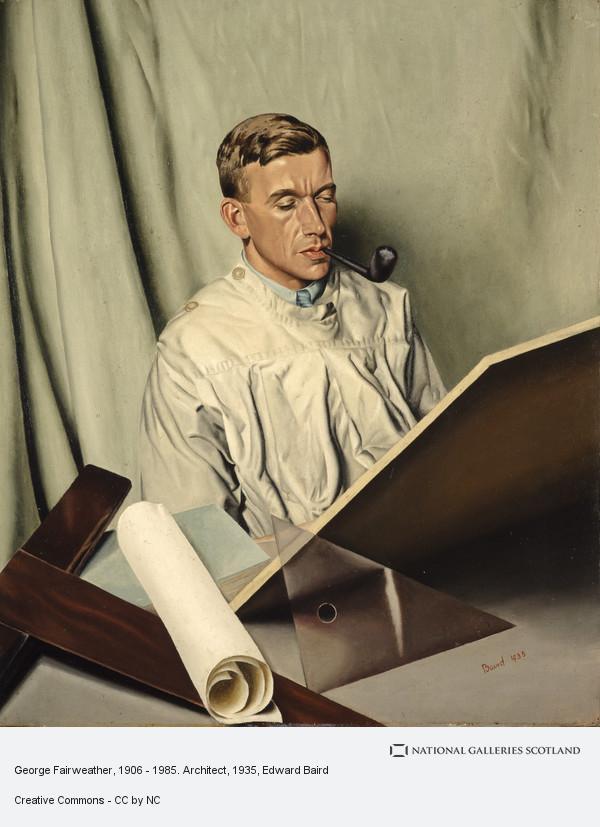 Edward MacEwan Baird, George Fairweather, 1906 - 1985. Architect
