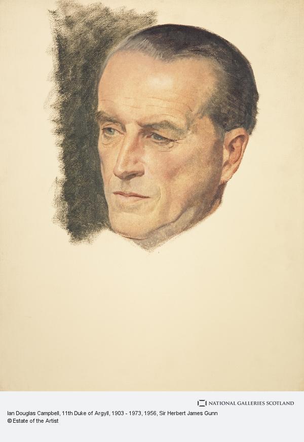 Sir Herbert James Gunn, Ian Douglas Campbell, 11th Duke of Argyll, 1903 - 1973