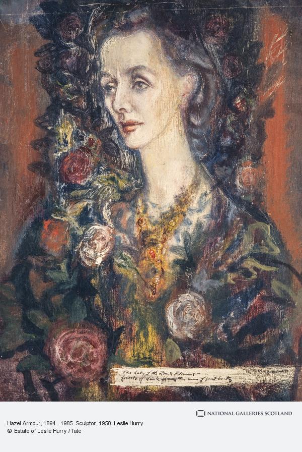Leslie Hurry, Hazel Armour, 1894 - 1985. Sculptor