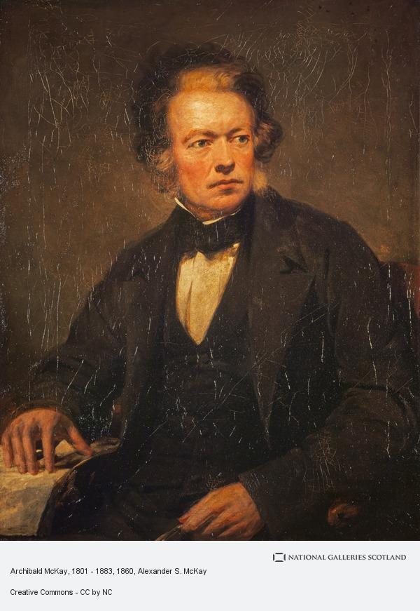 Alexander A. McKay, Archibald McKay, 1801 - 1883