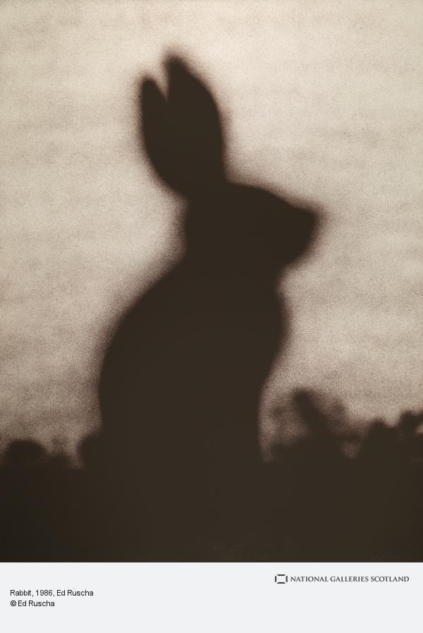 Ed Ruscha, Rabbit