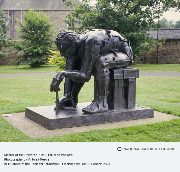 Eduardo Paolozzi, Master of the Universe