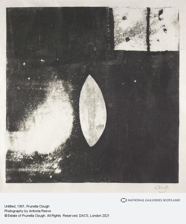 Prunella Clough, Untitled