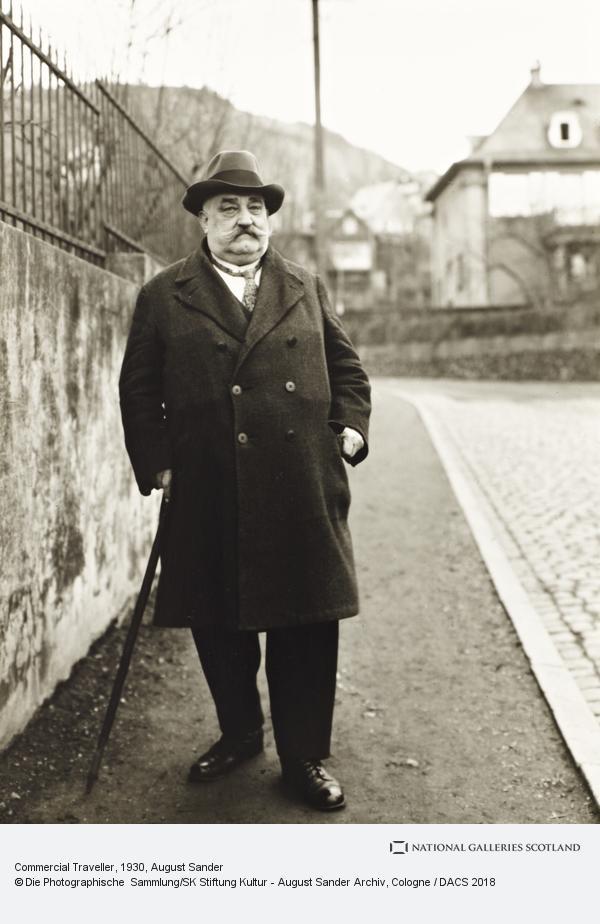 August Sander, Commercial Traveller, 1930 (1930)