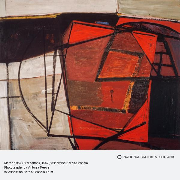 Wilhelmina Barns-Graham, March 1957 (Starbotton) (1957)