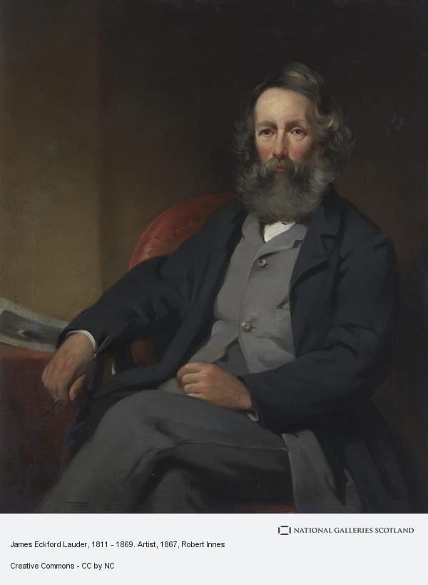 Robert Innes, James Eckford Lauder, 1811 - 1869. Artist