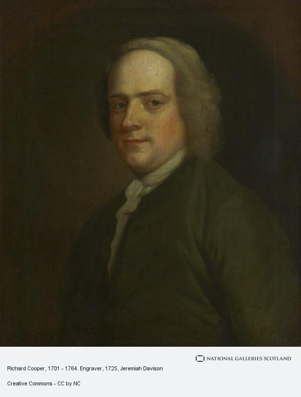 Jeremiah Davison, Richard Cooper, 1701 - 1764. Engraver