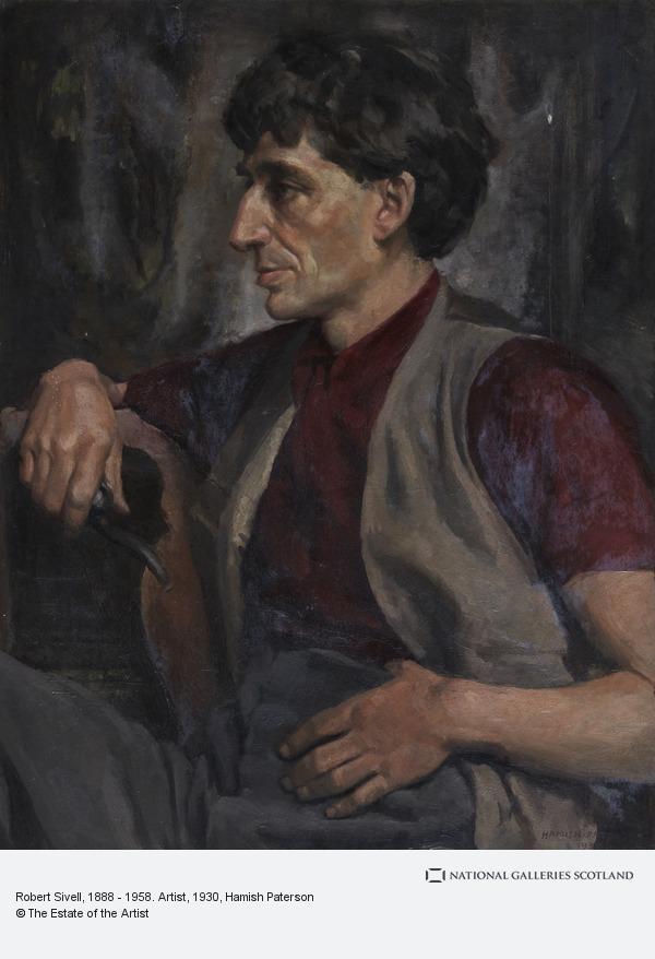 Hamish Paterson, Robert Sivell, 1888 - 1958. Artist