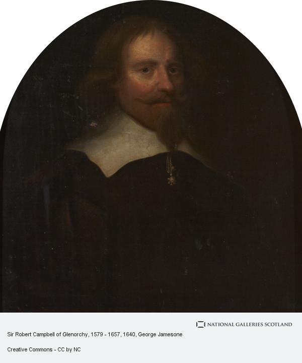 George Jamesone, Sir Robert Campbell of Glenorchy, 1579 - 1657
