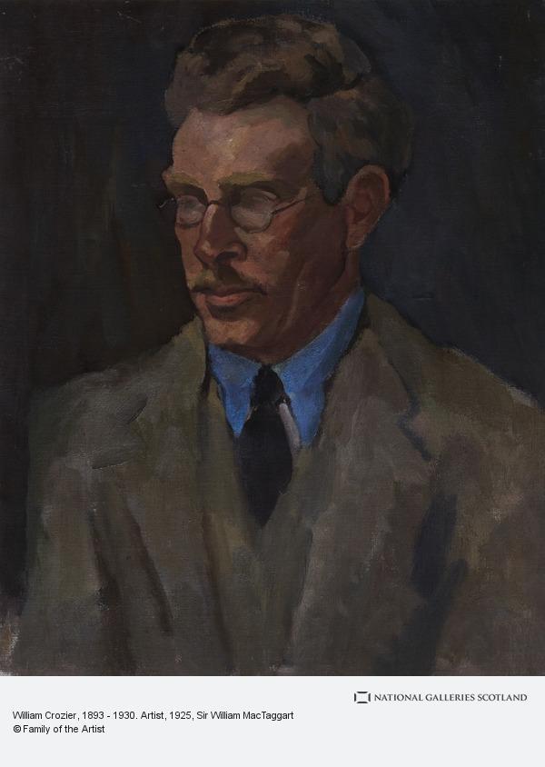 Sir William MacTaggart, William Crozier, 1893 - 1930. Artist