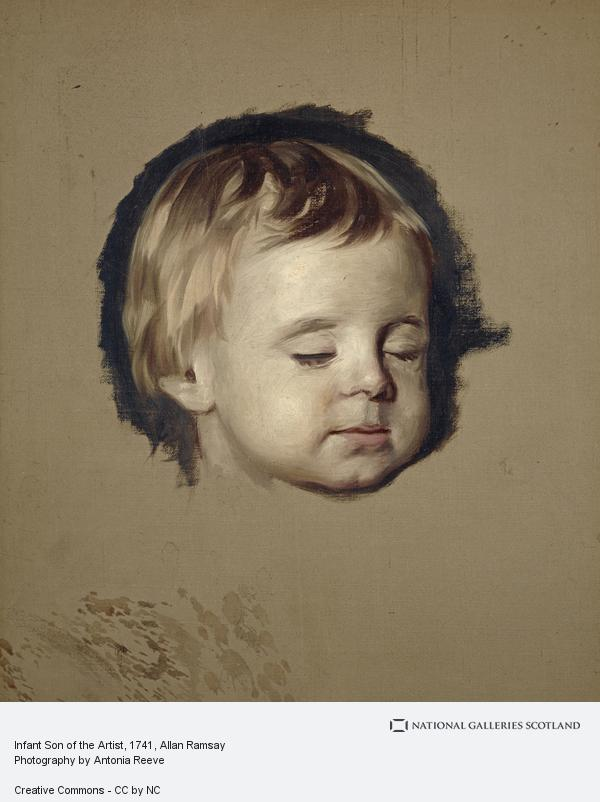 Allan Ramsay, Infant Son of the Artist